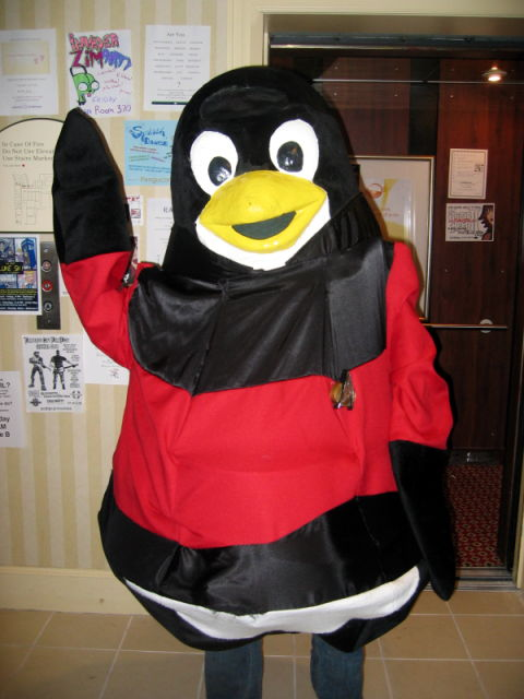 Tux, the Linux Mascot